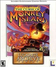 LucasArts Archive Series: The Monkey Island Archives - PC, New Windows 95, Windo