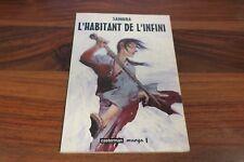 L'HABITANT DE L'INFINI  N° 9   --  CASTERMAN  ---- MANGA  FRANCAIS