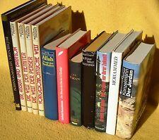 13 x Mega Paket Sammlung - Allah Islam Koran Ägypten Mohammed Mesopotamien