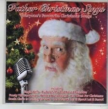 (CG942) Father Christmas, Sings Everyone's Favourite Christmas Songs - DJ CD