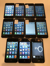 AS IS Lot of 11x Apple iPod Touch 4th Generation 8GB - Black - FOR PARTS/REPAIR