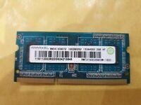 2GB RAMAXEL RAM MEMORY DDR3L-PC3-1600MHz RMT3150ED58E8W-1600 DDR3 for LAPTOP hp