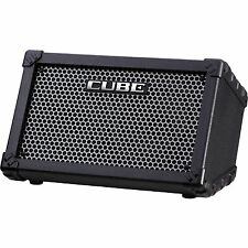Roland Cube Street (Black) Battery Powered Stereo Amplifier