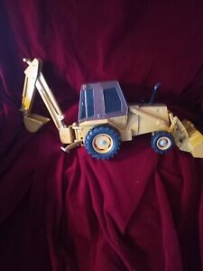 Ertl Case 580  Construction King Backhoe Loader