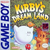 Kirby's Dream Land Nintendo Game Boy