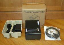 TM200 Retail Receipt Thermal Printer - Parallel -  Epson ESC/POS Compatible