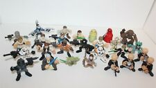 Star Wars Jedi Force Action Figures Bulk Lot Playskool Heroes