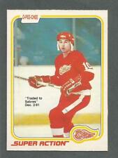 1981-82 OPC O-Pee-Chee Hockey Dale McCourt #96 Detroit Red Wings Sabres NM/MT
