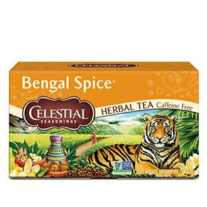 Bengal Spices Tea 20 Bag - x 3 Pack Savers Deal