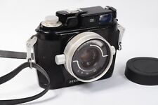 Superbe Nikon Nikonos II & W-Nikkor 35 mm f2.5 Lens Fully Working SEALS + Strap + cap