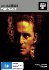The Game DVD R4 Michael Douglas