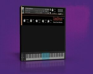 LINN DRUM DM Sample in Kontakt V4.2 and SF2 28 Drum Kits A Must Have 80's Style