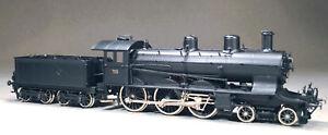 FULGUREX HO Brass Steam Locomotive, 4-6-0,  2516 SBB Dampflok A 3/5 Faulhaber