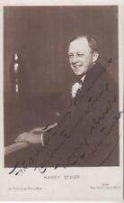 Harry Steier - OPER - Metropolitan Opera - Leiser Nr. 2086 - original signiert