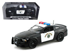 1/18 Shelby Collectibles 2013 Ford Mustang Boss 302 Highway Patrol Police 460BK