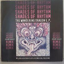 "Shades Of Rhythm – The Wandering Dragon E.P. (Vinyl, 12"", Maxi 33 Tours)"