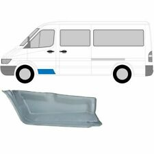 MERCEDES SPRINTER VW LT 1995-2006 FRONT TÜR SCHWELLER BLECH / LINKS