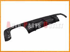 E Style Carbon Fiber Rear Bumper Repalcement Diffuser For 96-03 BMW E39 M5 Only