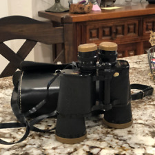 30% off! SPI Optex Binoculars #13669 7x50 with Leather Case