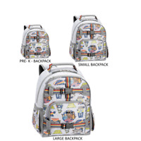 Pottery Barn Kids Star Wars Glow-in-the-Dark Han Solo Back Pack