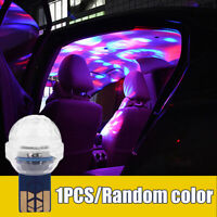 USB Car Interior Accessories Atmosphere Neon Light Colorful Music LED Decor Lamp