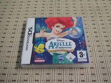 La Arielle SIRENA avventura in acqua per Nintendo DS, DS Lite, DSi