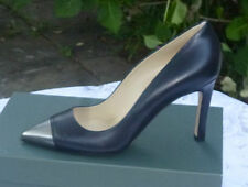 Hobbs 100% Leather Slim High (3-4.5 in.) Women's Heels