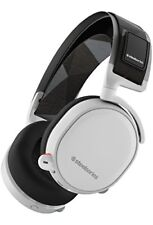Casque Gaming SteelSeries Arctis 7 Blanc pour Ps4 Xbox One et PC