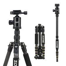 ZOMEI Carbon Fiber Tripod Monopod Travel for Canon Nikon Camera DSLR Z699C