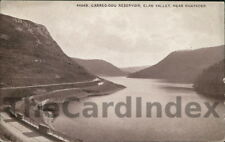 ELAN VALLEY Carreg-Ddu Reservoir Postcard Rhayader RADNORSHIRE The Photochrom Co