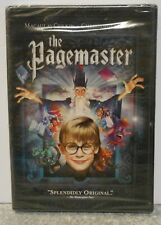 The Pagemaster (DVD 2009) RARE 1994 FAMILY FILM BRAND NEW DISCOUNT UPC CUT
