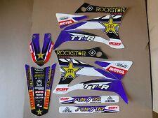 ROCKSTAR GRAPHICS YAMAHA TTR125 TTR125L 2008 2009 2010 2011 2012 13 14 15 16 17
