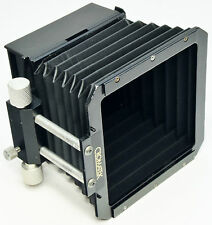 CHROMTEK Bellows Hood + Filter Holder + 77mm Adapter Ring - 75x75mm Filters