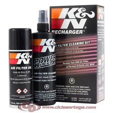 K & N Recharger Filtro de aire Kit de Limpieza  Aerosol de Aceite - (99-5000EU)