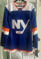 Adidas New York Islanders Authentic Alternate NHL Hockey Jersey DT6304-360 Sz 50