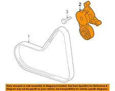 VW VOLKSWAGEN OEM 09-15 Jetta-Serpentine Fan Belt Tensioner 038903315AN