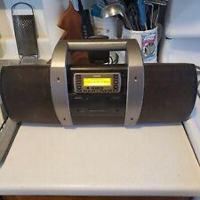 Vintage Sirus Xm Radio Boom Box Bundle