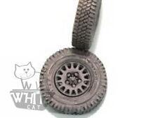 Accurate Armour 1:35 Alloy (15 Spoke) Wheel Set LRA008*
