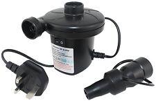 240 Secteur Plug Voiture électrique AIR gonfleur Matelas Piscine Pompe déflateur Camping