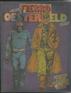 Comic Book Fierro Nº1  Special Year 1987 4 Comics By Hugo Pratt