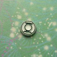 New Green Lantern Superhero Charm for Floating Memory Living Locket Necklaces