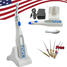 Dental Endo Motor Endodontic​s Treatment Cordless Reduction 16:1 Angle Handpiece