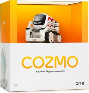 ANKI COZMO REAL LIFE ROBOT TOY NEW SEALED BOX