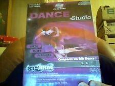 Jeu-PC MAC CD ROM -Dance studio-