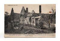 CHATILLON sur Marne après le bombardement  (B1783)