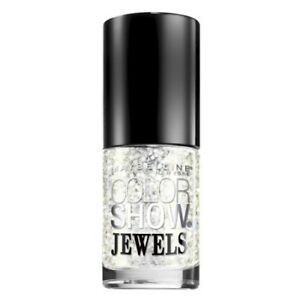 Maybelline Color Show Jewels Nail Polish, 600 Precious Pearls
