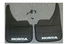 Honda Branded Universal Car Mudflaps Front Rear Insight HR-V FR-V Mud Flap Guard