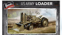 Thunder Model 1/35 #35002 U S Army Tractor Loader