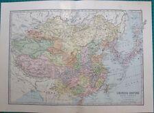 Antique Asian Maps & Atlases China 1800-1899 Date Range