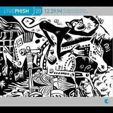 PHISH - Live Phish Vol. 20: 12/29/94, Providence Civic Center, Providence, Rhode
